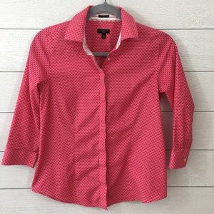 Talbots wrinkle resistant shirt